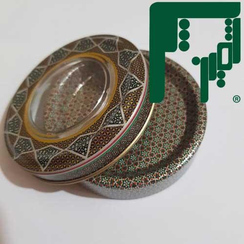 فروش ظرف خاتم زعفران